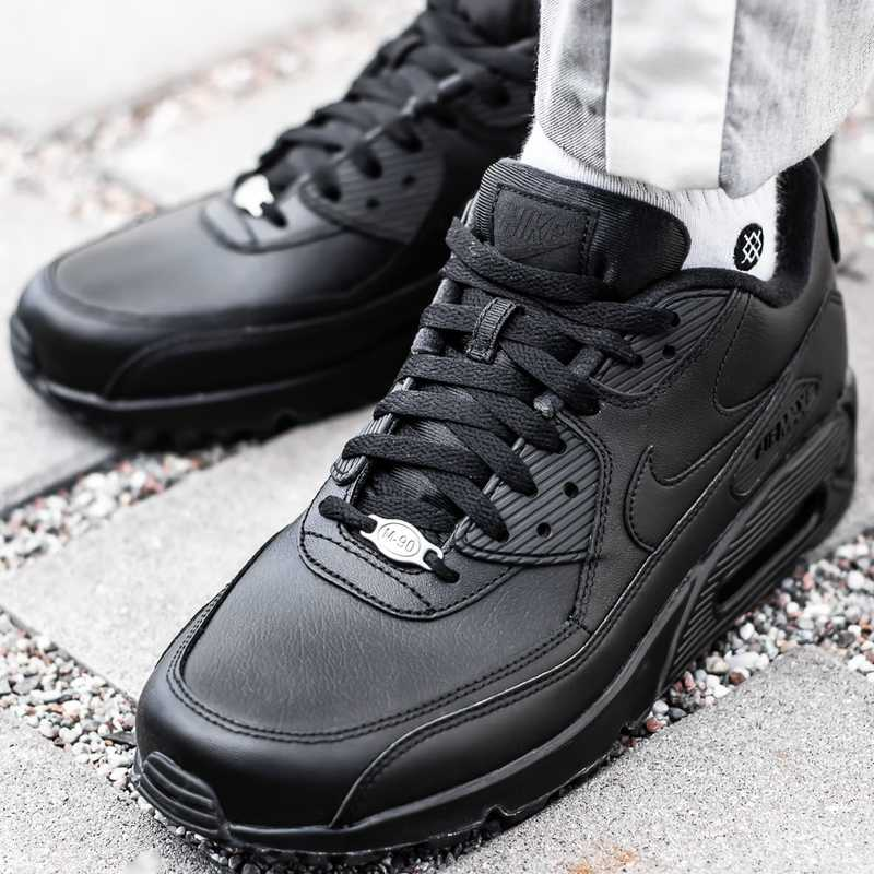 Nike Air Max 90 Leather (302519-001)